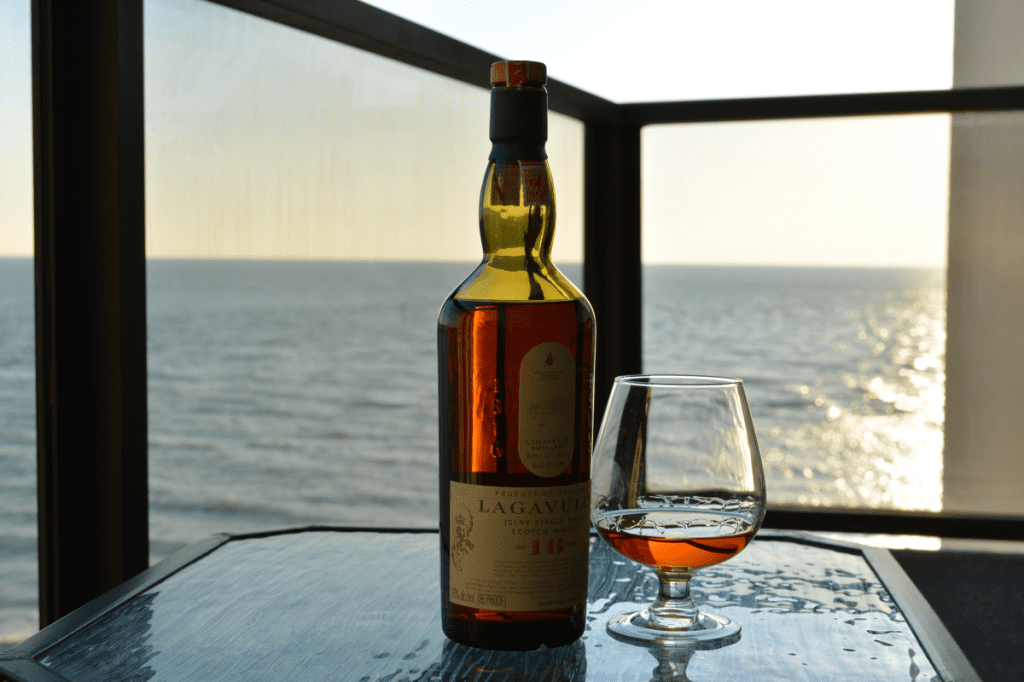 Lagavuling by the sea