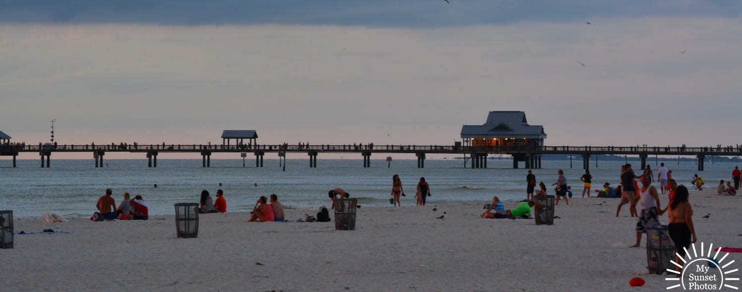Clearwater-Beach-at-sunset-20130520
