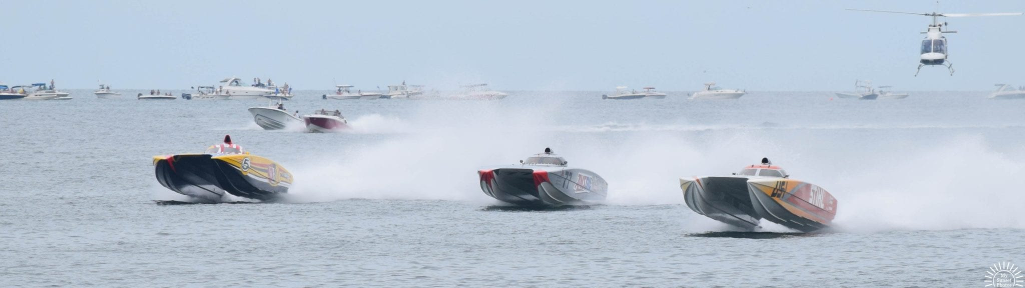 Clearwater Super Boat National Championship Took Place Today